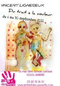 Exposition Vincent Lignereux, Arts & Découverte