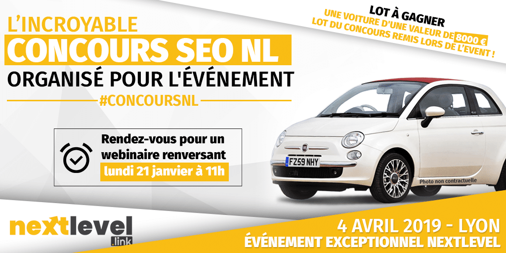 Concours SEO