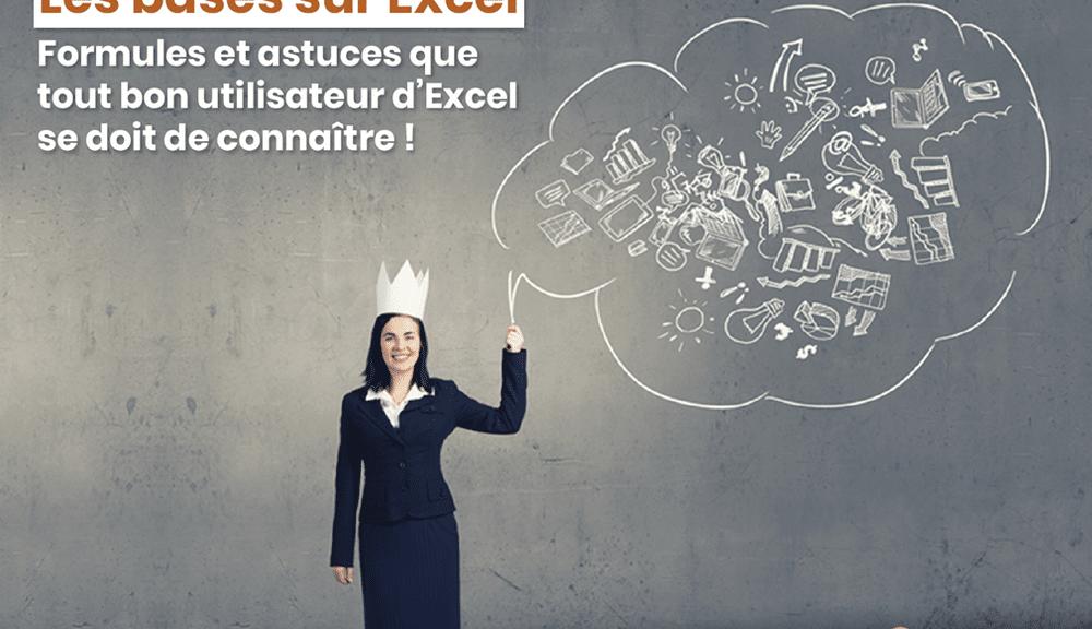 Les bases sur Excel pour le SEO