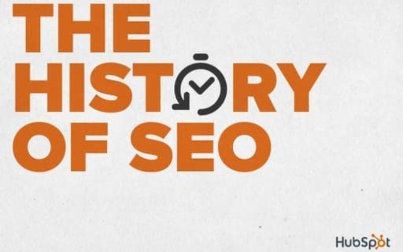 L'histoire du référencement et des moteurs de recherche