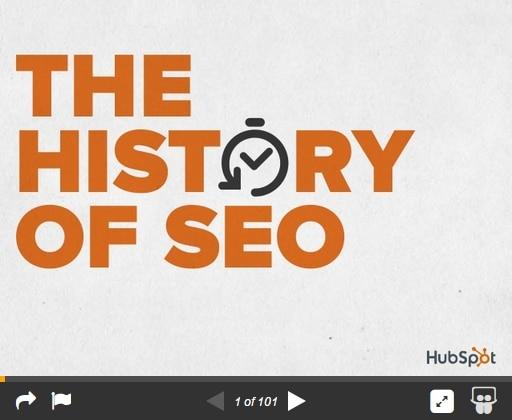 L'histoire du référencement et des moteurs de recherche depuis 1994