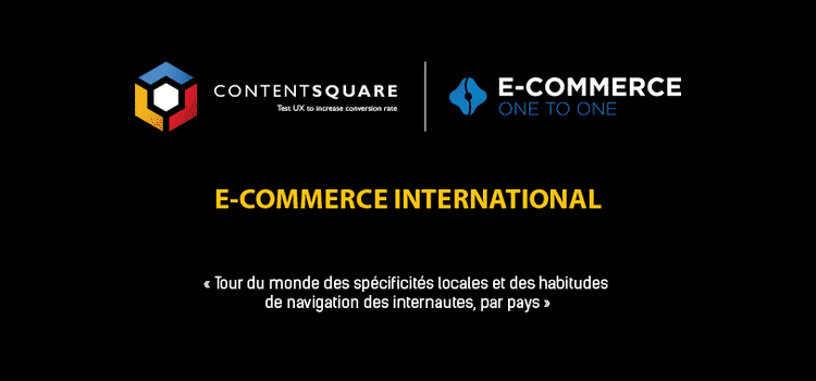 E-commerce international : les comportements des internautes