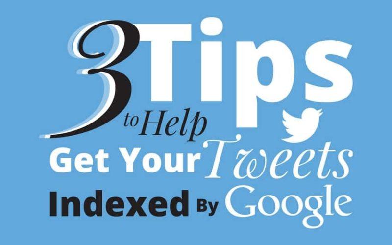 Comment optimiser le référencement de vos tweets dans Google ?