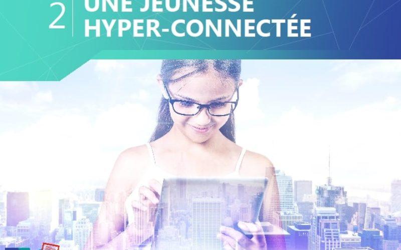 Etude : les habitudes des jeunes sur Internet et les réseaux sociaux