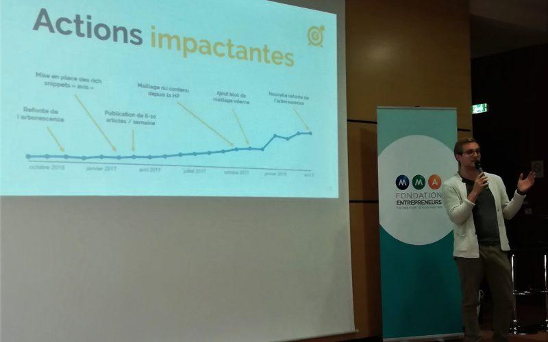 Retour d'expérience SEO : Comment Ornikar a multiplié par 10 son trafic en 18 mois